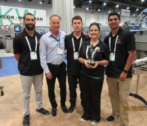 Cal Poly Wins Big at Pack Expo Las Vegas 2015