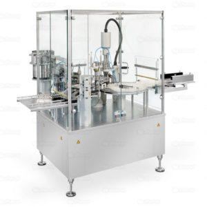 SX-210-PP-MicroFill Aseptic Powder MicroFill Monoblock